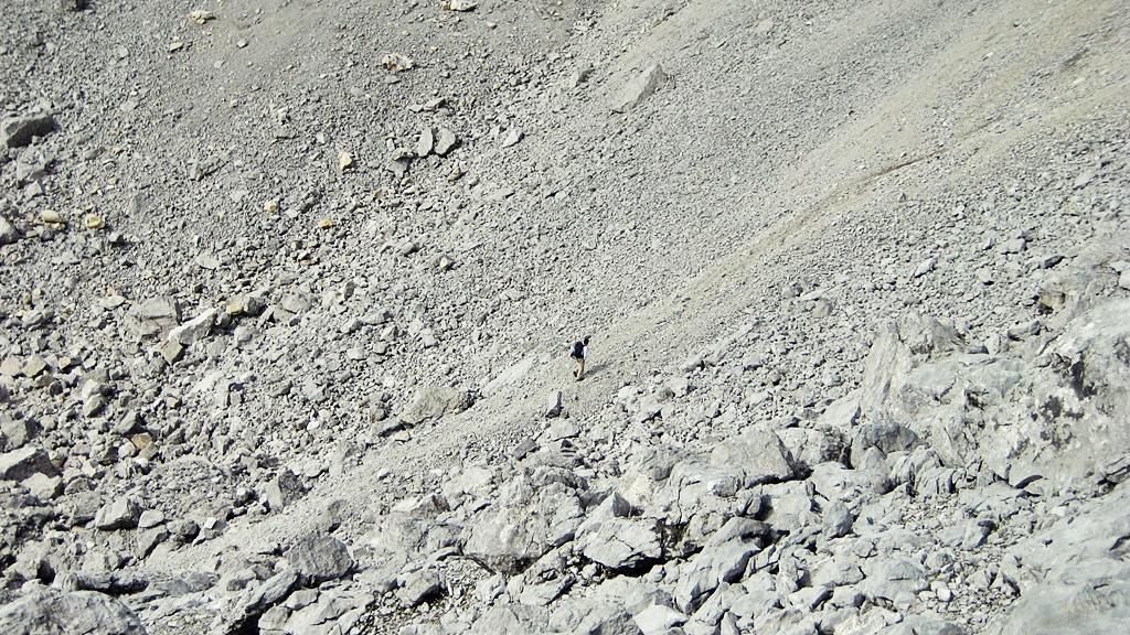 Klettersteig Ellmauer Halt : Ellmauer halt über gamssängersteig klettersteig b hm h