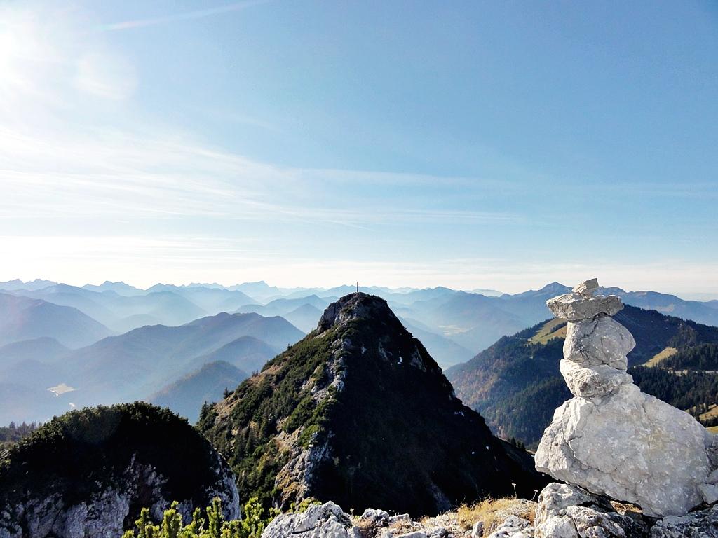Klettersteig Tegernseer Hütte : Tegernseer hütte und roß buchstein mittel hm h