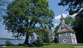 Kreuzkapelle auf Herrenchiemsee © Gerhard Hirtlreiter