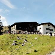 Priener Hütte (leicht, 700hm, 4h)
