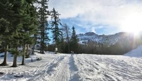 Skitour Kampenwand