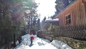 Die Kirchsteinhütte