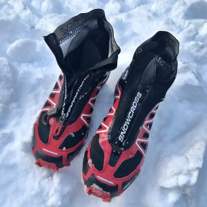 Test Salomon Snowcross CS