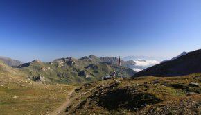 Sattel nahe Tauernkopf © Evamaria und Primus Wecker