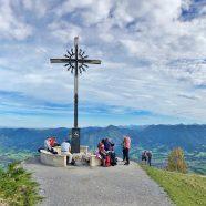 Brauneck (leicht, 850hm, 5:30h)