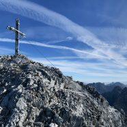 Östliche Karwendelspitze Bike & Hike (schwer, 1800hm, 7h)